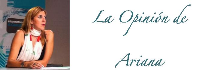 opinionAriana